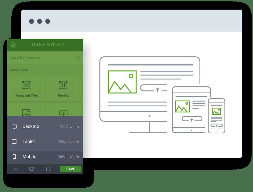 Thrive Themes Landing Page Templates - Increase Blog Conversion 1