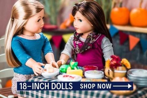 PixieFaire 18-Inch Dolls