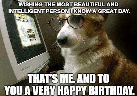 100 funny birthday wishes