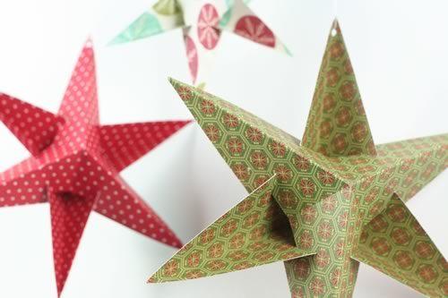 Estrela na árvore de Natal: Master Class 29