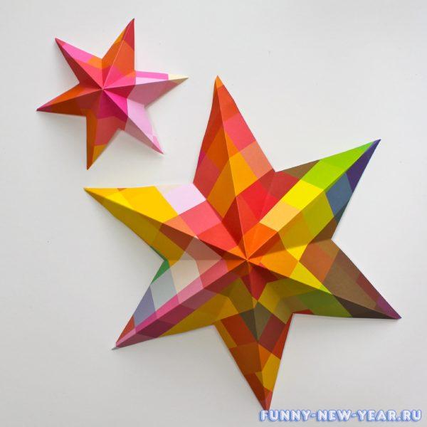 Estrela na árvore de Natal: Master Class 35