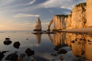 Etretat, north coast of France