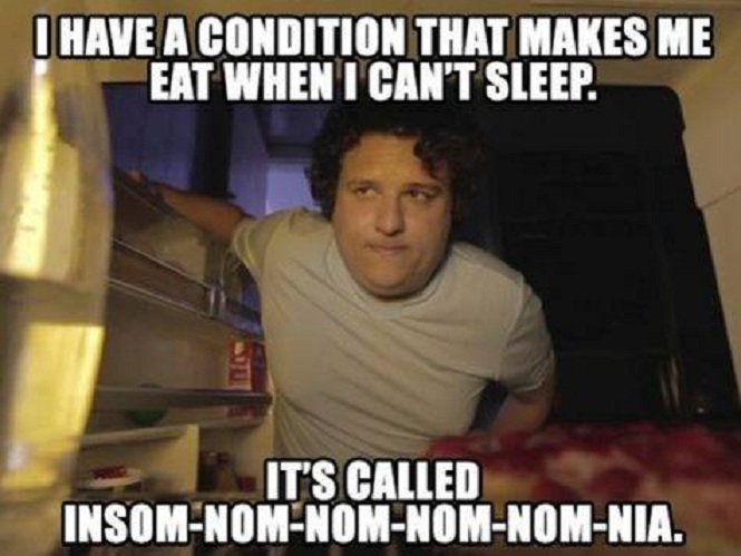 I Cant Sleep Quotes Funny