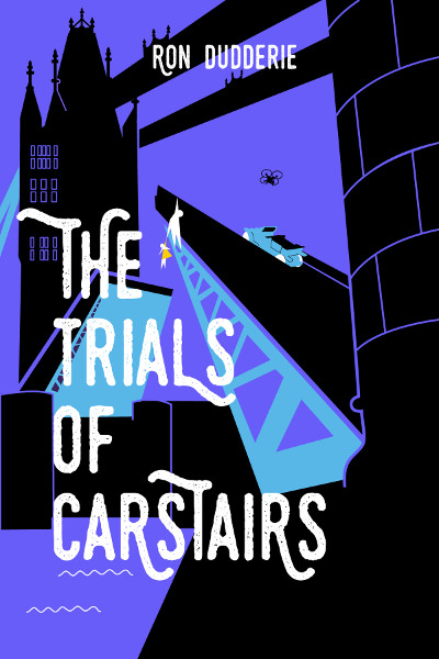 Cover image for The Trials Of Carstairs
