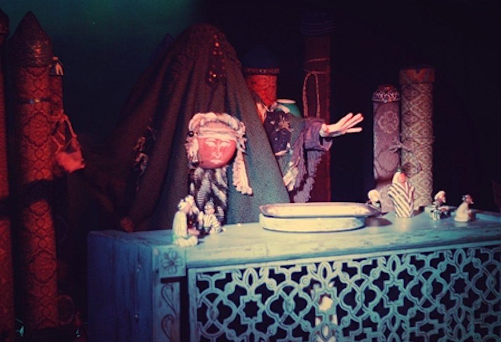 Сказка о Богатыре Кахрамоне 2