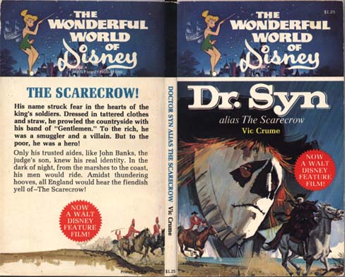 The paperback of the Disney SCARECROW