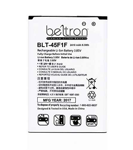 LG Replacement Battery For Aristo M210, K8, M210, M153 BL