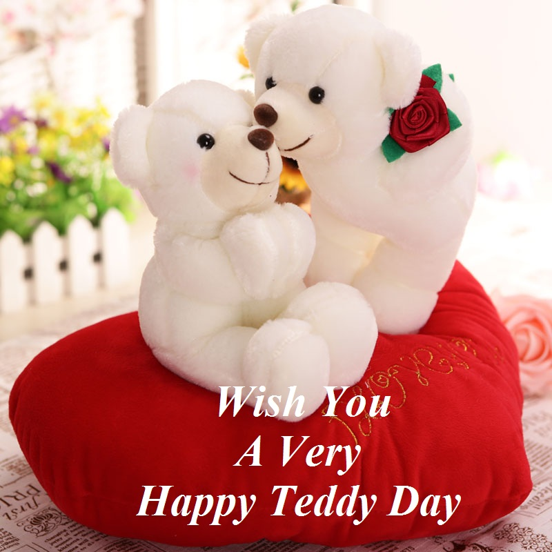 Cute Baby Wallpapers Online Shopping 30 Most Beautiful Happy Teddy Day Wishes Pictures For