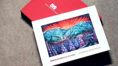Whistler Blackcomb: 50 Years