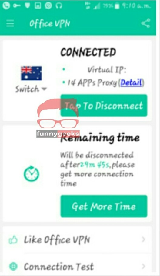 how to get infinite vpn time with vpn unlimited free