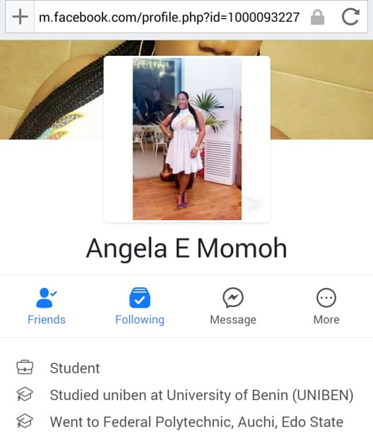 ​Bitcoin Scam Alert: Angela E Momoh Is A Bitcoin Scammer