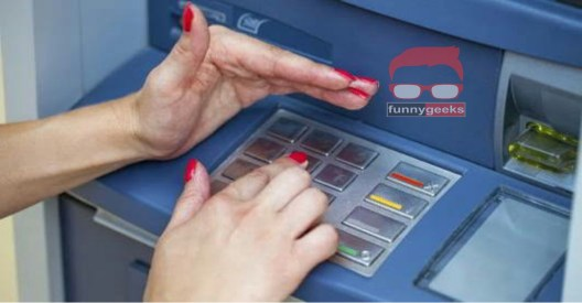 Protect your atm pin