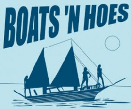 Boats N Hoes Shirt  Funny Gifts For Christmas Or Any Time