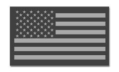 USA Night Camo Flag design.