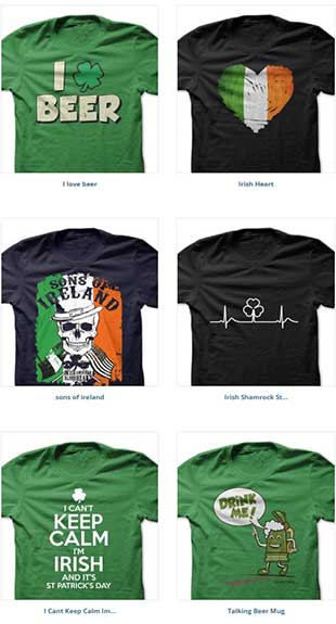 The best St. Patrick's Day T-Shirts on SunFrog, 2 of 2.
