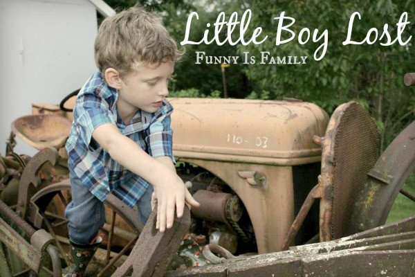Little Boy Lost from @FunnyIsFamily