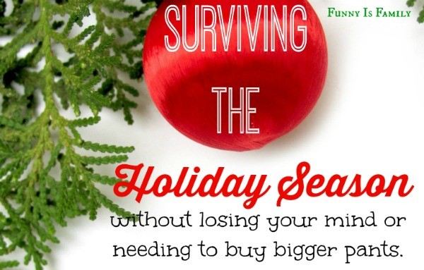 Read this funny post about spending holidays with extended family!   FunnyIsFamily.com  