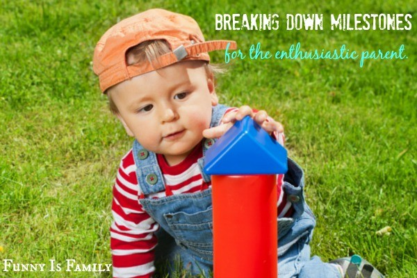 We're always excited for our kids and babies to reach certain developmental milestones. Read why we shouldn't be in such a hurry!