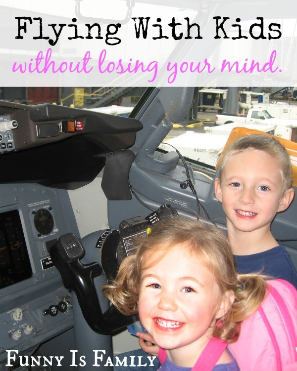 Flying with kids? Read these tips!