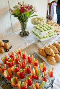 Great finger food ideas for baby shower