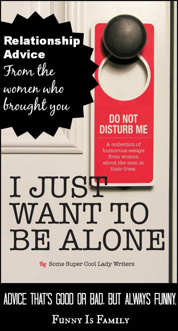 Relationship Advice from the Women of I Just Want to Be Alone