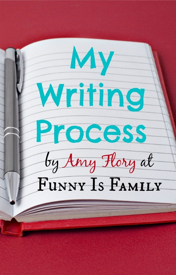 The writing process of Amy Flory from @FunnyIsFamily