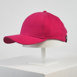 Gorra lisa fucsia personalizada Top Hats adulto