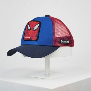 gorra spiderman niño trucker capslab