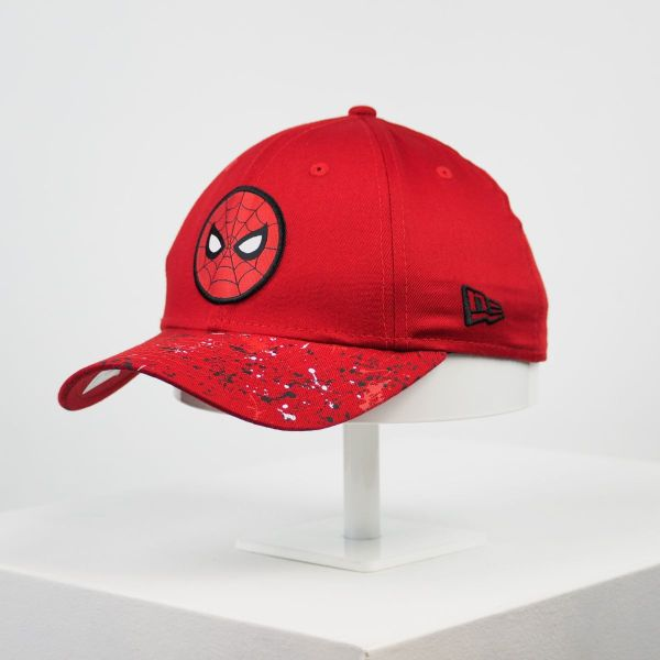 Gorra niño New Era 9forty Youth Spiderman niño niña