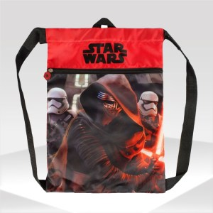 mochila gym sack star wars backpack