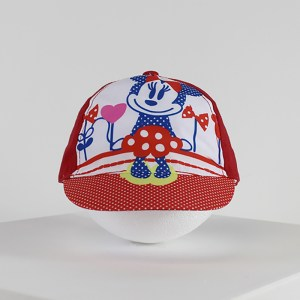 Gorra de bebé Minnie Mouse de Disney