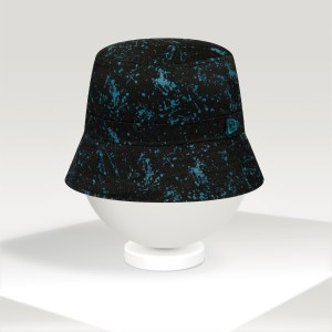 gorro bucket hat splat new era para niños kids