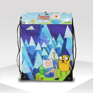 mochila hora de aventuras | adventure time gym sack