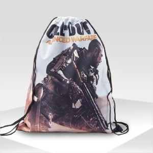 mochila call of duty gym sack