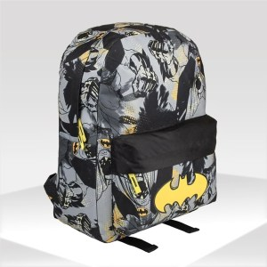 mochila Batman Children School Backpack | Justice League Accessories