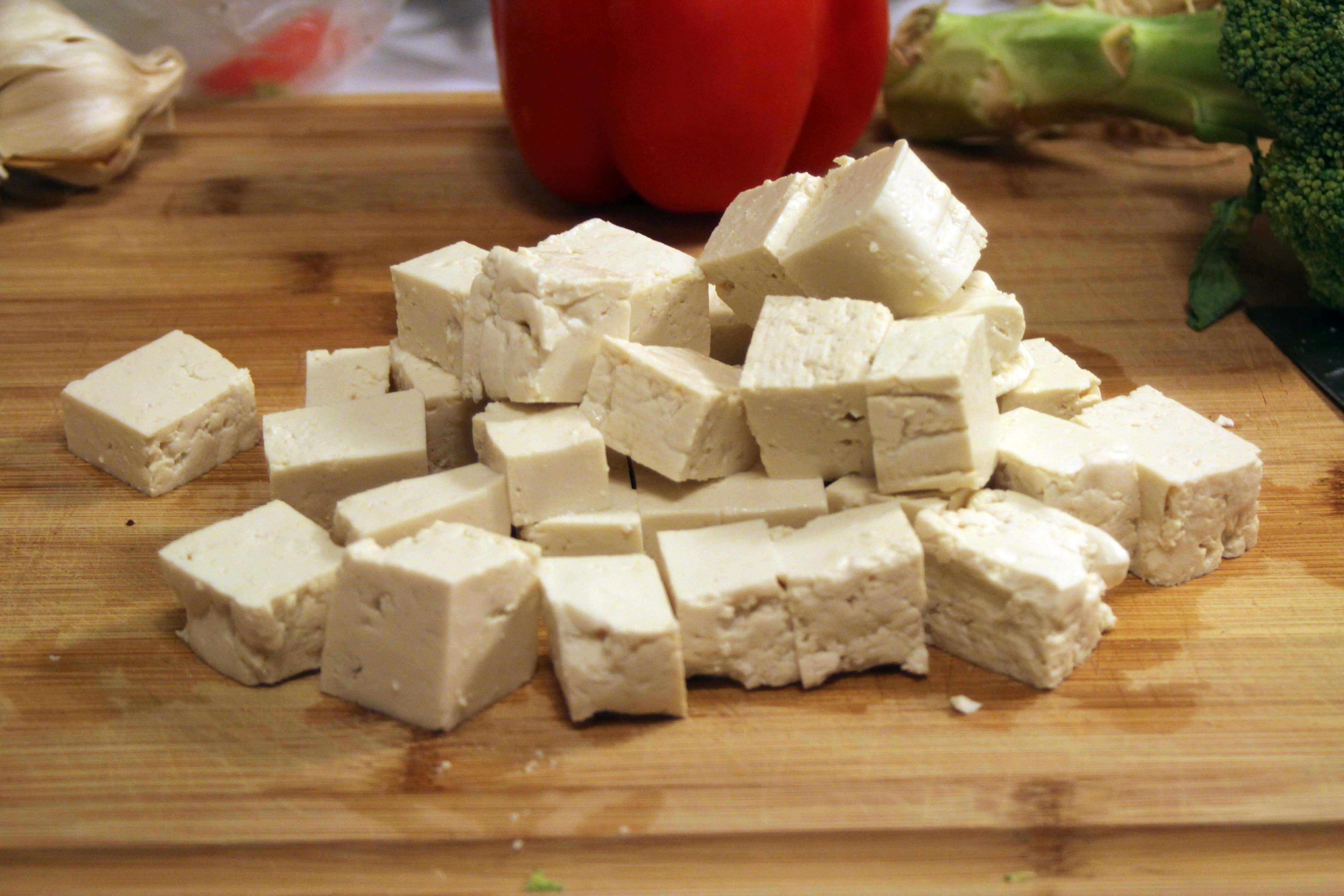 Tofu for firm skin