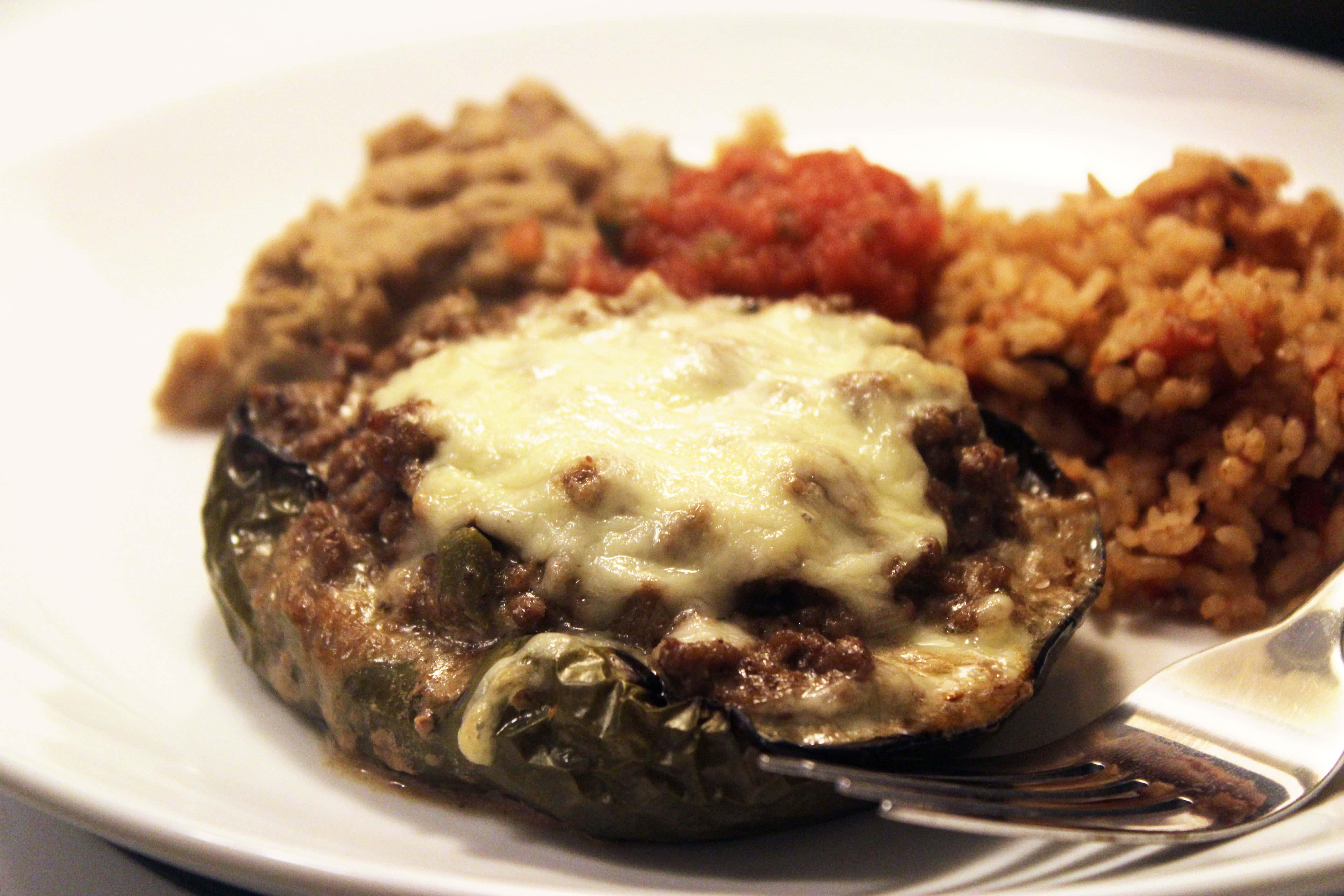 Chile Relleno, Restaurant-style