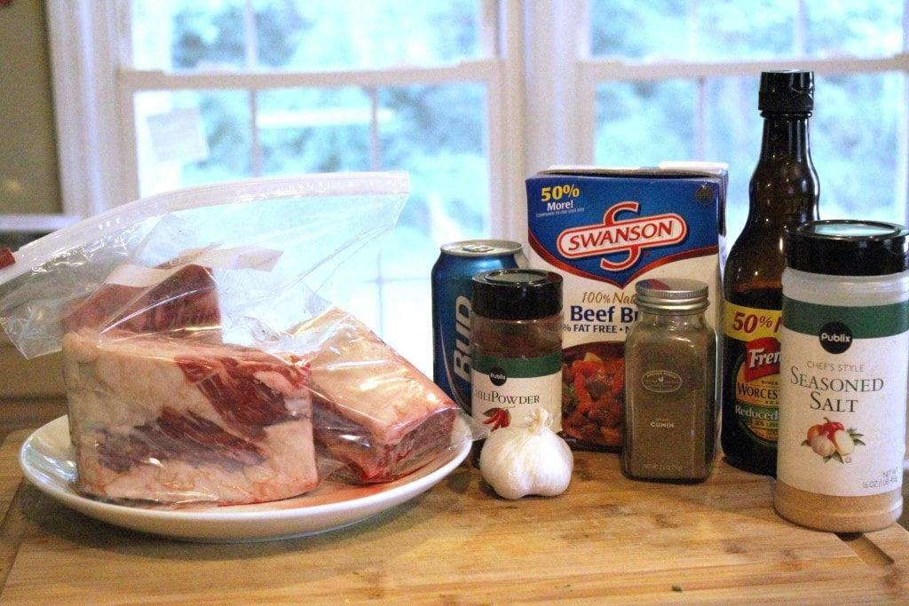 Carnita ingredients