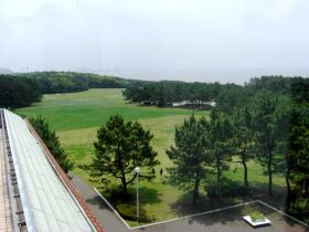 展望室からの眺め 東側