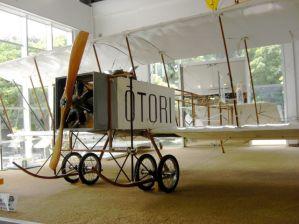 「鳳号」のレプリカ機体3