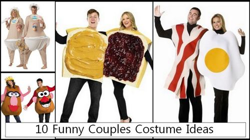 Happy Halloween Tiffany Pinero Style  sc 1 st  Meningrey & Couples Funny Halloween Costume Ideas - Meningrey