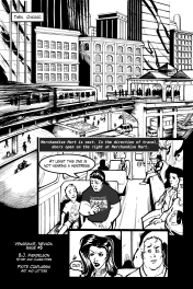Vengeance, Nevada Issue #3 Page 1