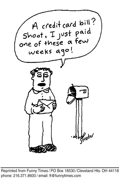 Funny streeter statement Betsy  cartoon, July 19, 2006