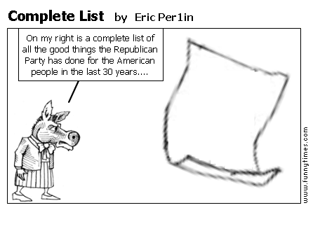 Complete List by Eric Per1in
