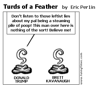 Turds of a Feather by Eric Per1in