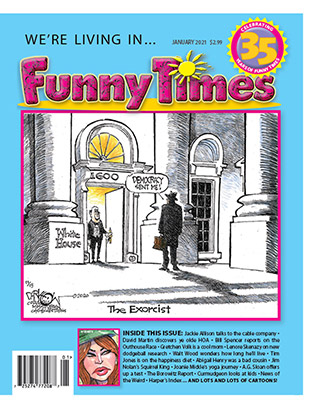 funny times is a humor publisher