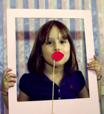 cornici polaroid photobooth roma