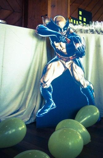 Wolverine sagomato