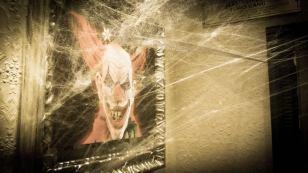 halloween, circo, roma , circo degli orrori, allestimento , scenografia, hard rock cafe rome