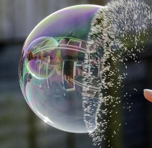 Popping the safety bubble